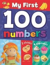 My First 100 Numbers - фото обкладинки книги