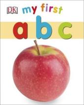 My First ABC - фото обкладинки книги