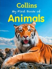 Книга My First Book of Animals