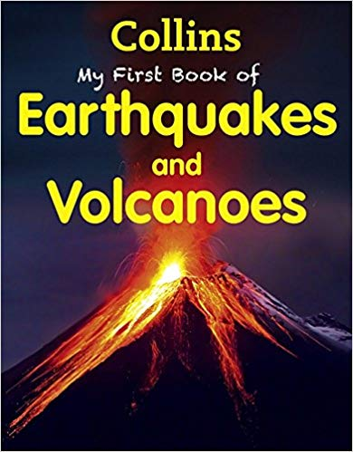 Посібник My First Book of Earthquakes and Volcanoes