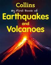My First Book of Earthquakes and Volcanoes - фото обкладинки книги