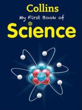 My First Book of Science - фото обкладинки книги