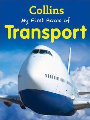 Посібник My First Book of Transport