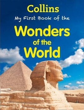 My First Book of Wonders of the World - фото книги