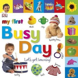 Книга My First Busy Day