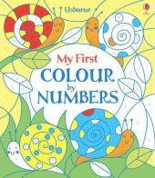 My First Colour by Numbers - фото обкладинки книги