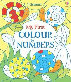 My First Colour by Numbers - фото книги