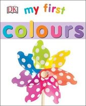 My First Colours - фото обкладинки книги