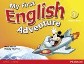 My First English Adventure 1 Student Book (підручник) - фото обкладинки книги