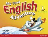 My First English Adventure 1 Teacher's Book (книга вчителя) - фото обкладинки книги