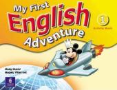 My First English Adventure 1 Workbook - фото обкладинки книги