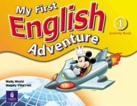 My First English Adventure 1 Workbook - фото книги