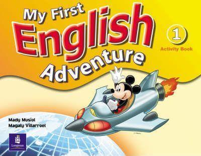 Робочий зошит My First English Adventure 1 Workbook