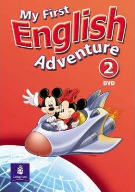 My First English Adventure 2 DVD (відеодиск) - фото книги