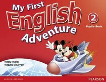 Посібник My First English Adventure 2 Student Book