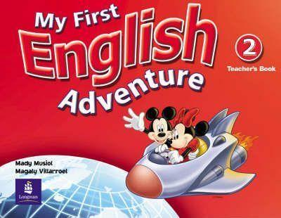 Книга для вчителя My First English Adventure 2 Teacher's Book