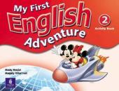 My First English Adventure 2 Workbook - фото обкладинки книги