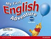 My First English Adventure Starter Student Book (підручник) - фото обкладинки книги