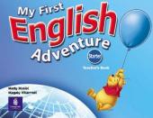 My First English Adventure Starter Teacher's Book (книга вчителя) - фото обкладинки книги