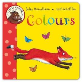 My First Gruffalo: Colours - фото книги
