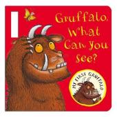 My First Gruffalo: Gruffalo, What Can You See? - фото обкладинки книги