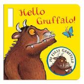 My First Gruffalo: Hello Gruffalo! Buggy Book - фото обкладинки книги