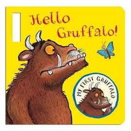 My First Gruffalo: Hello Gruffalo! Buggy Book - фото книги