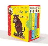My First Gruffalo: Little Library - фото обкладинки книги