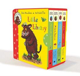 My First Gruffalo: Little Library - фото книги