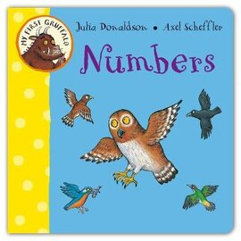 My First Gruffalo: Numbers - фото книги