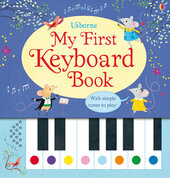 My First Keyboard Book - фото обкладинки книги