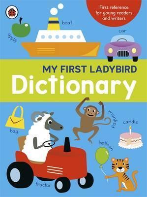 Книга My First Ladybird Dictionary