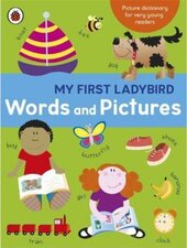 Підручник My First Ladybird Words and Pictures