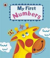 My First Numbers - фото обкладинки книги