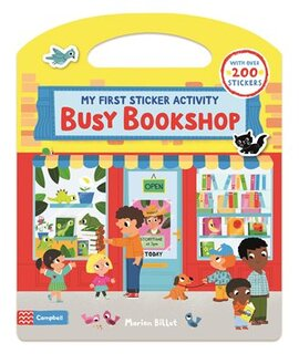 Книга My First Sticker Activity