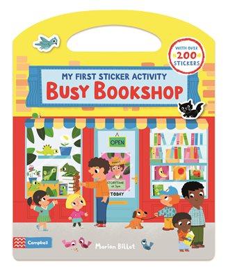 Книга My First Sticker Activity