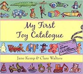 My First Toy Catalogue - фото обкладинки книги