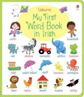 My First Word Book in Irish - фото книги