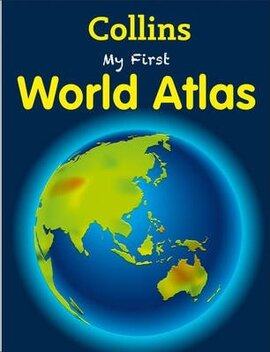 My First World Atlas - фото книги