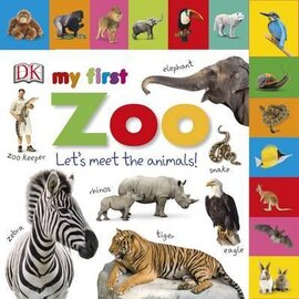 My First Zoo Let's Meet the Animals! - фото книги