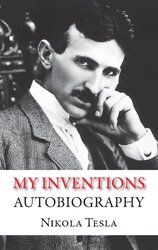 My Inventions. Autobiography - фото обкладинки книги