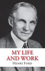 My Life and Work - фото обкладинки книги