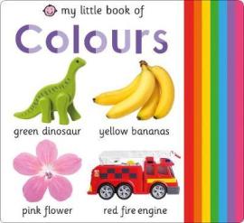 My Little Book of Colours - фото книги