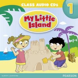 My Little Island 1 Audio CD (аудіодиск) - фото книги