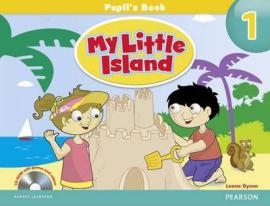 My Little Island 1 Student Book + CD (підручник) - фото книги