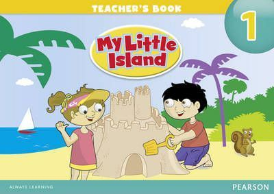 Книга для вчителя My Little Island 1 Teacher's Book