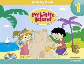 My Little Island 1 Workbook + Song CD - фото книги