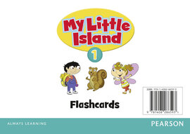 My Little Island 1Flashcards (картки) - фото книги