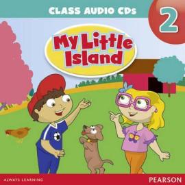 My Little Island 2 Audio CD (аудіодиск) - фото книги