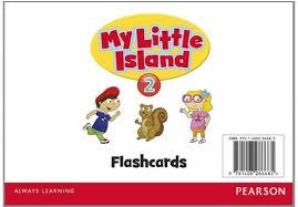 My Little Island 2 Flashcards (картки) - фото книги